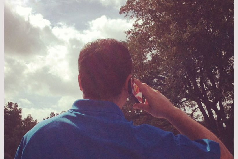 Take advantage of technology, but have a back-up plan