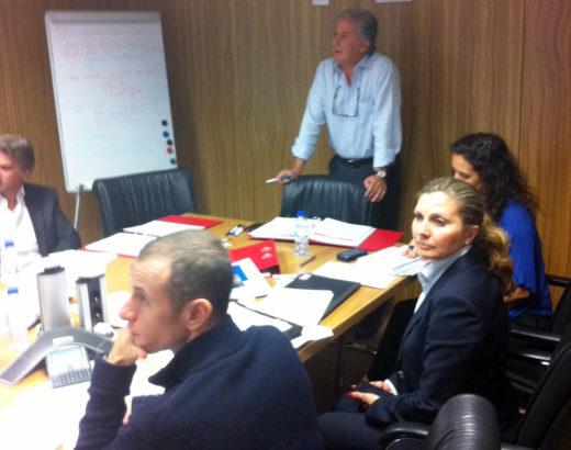 Crisis Management Training Exercise