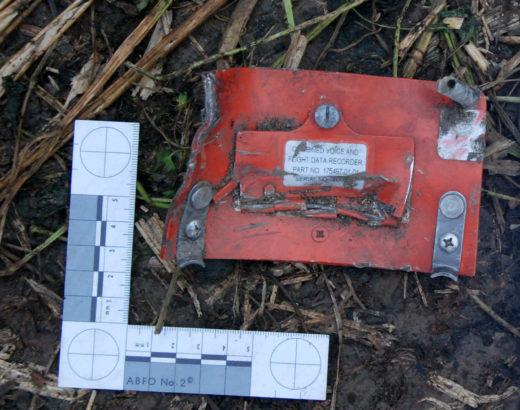 Accident Investigations - Cockpit Voice Recorder fragment