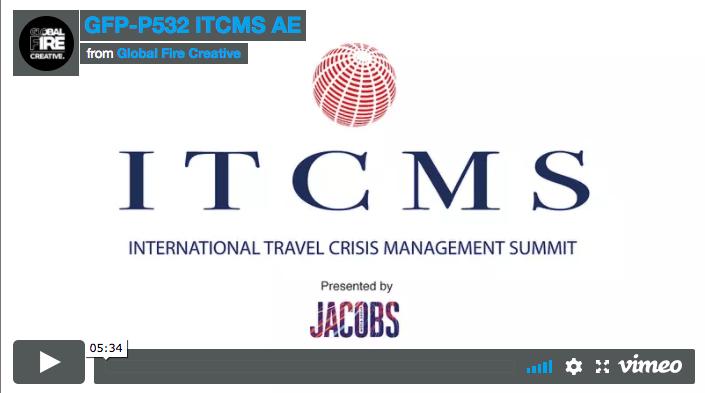 International Travel Crisis Management Summit