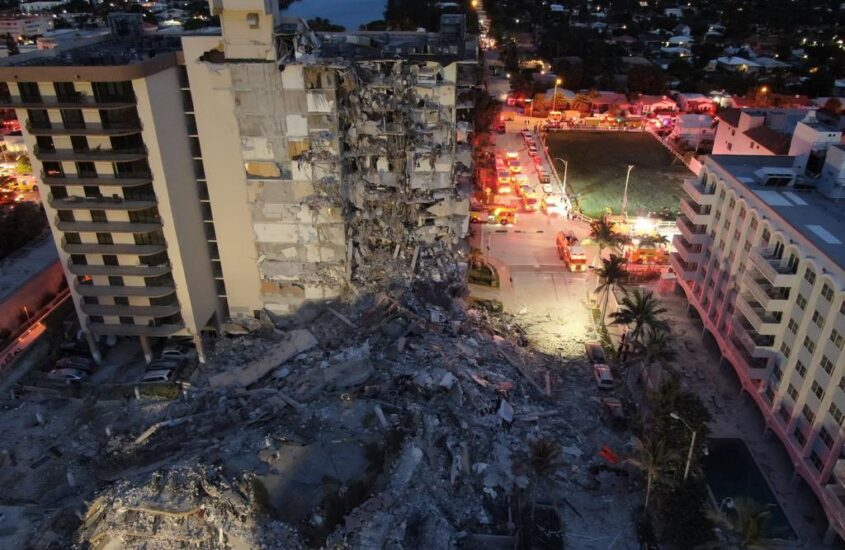 The Miami-Dade Surfside Building Collapse: What to Expect